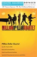 Theatre Aquarius Million Dollar Quartet