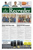 Tisdale Recorder 2018/02/28