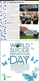 2017 World Suicide Prevention Day