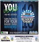 Readers Winners 2018
