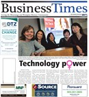 Business Times November 2014