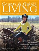 COUNTY QUINTE LIVING SPRING 2012