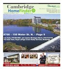 Cambridge Homes December 7