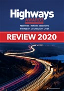 Highways Awards Review 2020