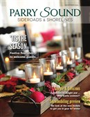 Parry Sound Sideroads and Shorelines NOV 2016