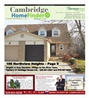 Cambridge Homes November 23