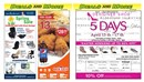Miss Deals and More South April 6