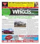 Wheels East July 13 2017