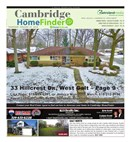 Cambridge Homefinder Jan 25