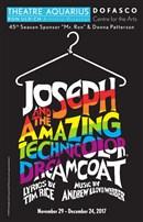 Theatre Aquarius Joseph and the Amazing Technicolor Dream Coat