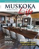 Muskoka Life SEPT OCT 2018