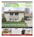 Cambridge Homes May 17