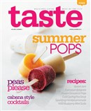 Taste Spring 2013