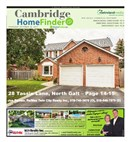 Cambridge Homes October 26