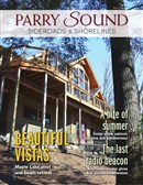 Parry Sound Sideroads and Shorelines MAY 2016
