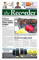 Tisdale Recorder 2018/03/07