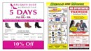 Mississauga Deals and More Oct 5