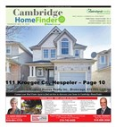 Cambridge Homefinder May 10