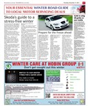 Your Essential Winter Road Guide to Local Motor Servicing Deals
