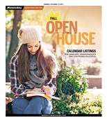 2017 Fall Open House