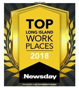 2018 Top Long Island Work Places