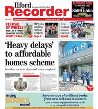 Ilford News, Sport and Entertainment - Ilford Recorder