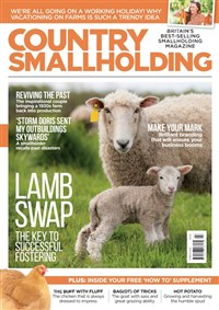 Country Smallholding Magazine current issue cover image