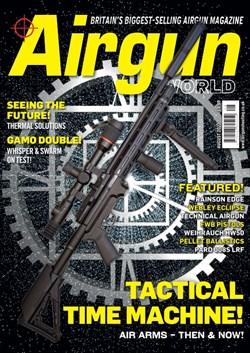 Airgun World magazine cover