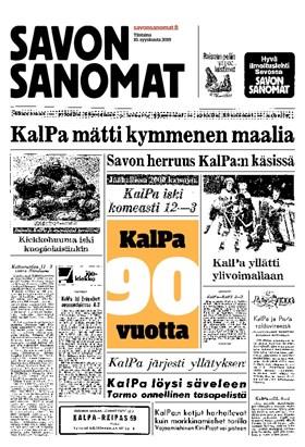 KalPa 90 vuotta