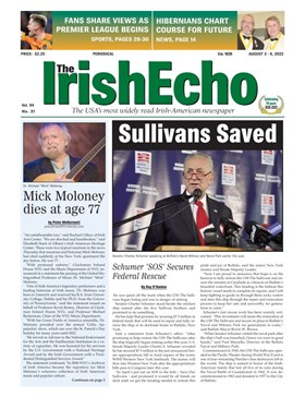 Irish Echo latest digital edition