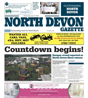 North Devon breaking news and sport | North Devon Gazette