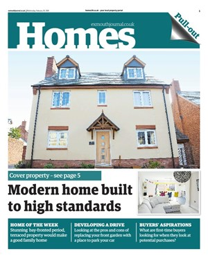 Exmouth Homes Cover
