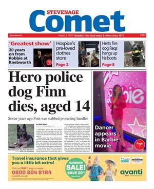 Latest news | The Comet
