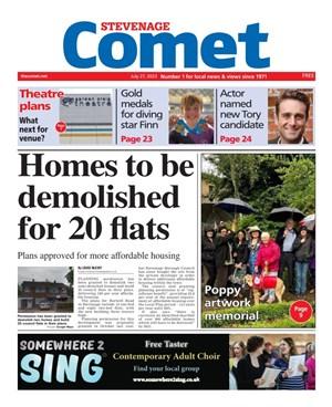 Latest Stevenage, Hitchin, Letchworth News & Sport - The Comet