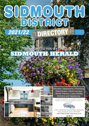 Sidmouth Directory Cover