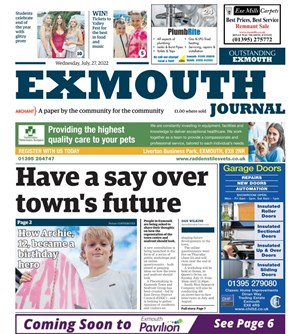 Exmouth breaking news and sport - Exmouth Journal