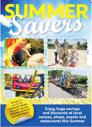 Summer Savers Cover