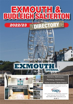 Exmouth Handy Pages Cover
