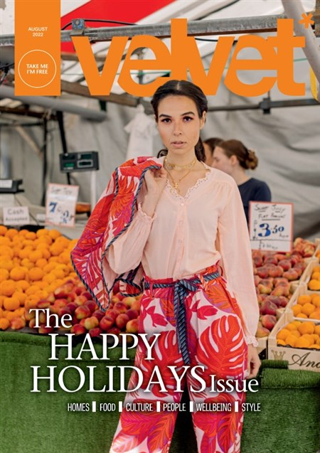 Read Velvet Magazine e-edition