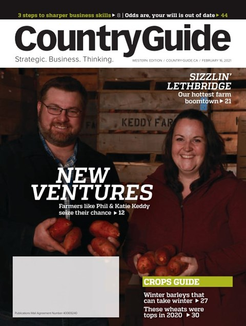 Country Guide West — 2021-02-16
