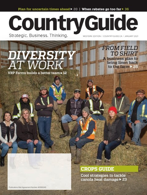 Country Guide West — 2021-01-05