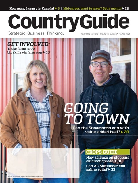 Country Guide West — 2021-04-13