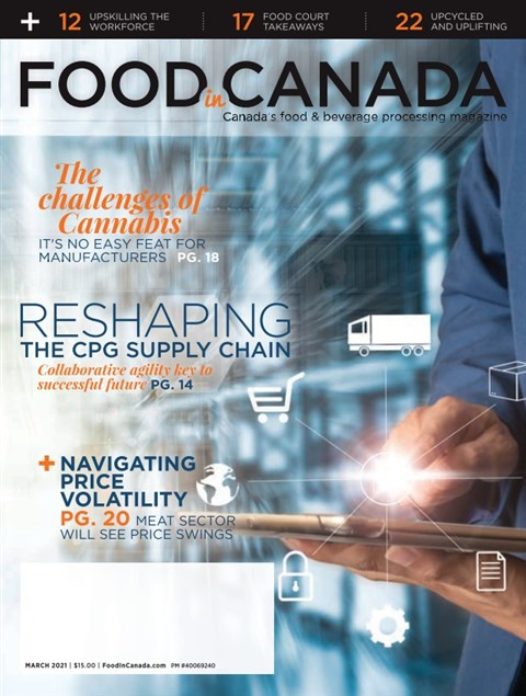 Food in Canada — 2021-03-01