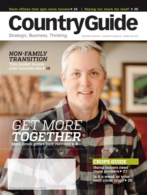 Country Guide West — 2021-03-16