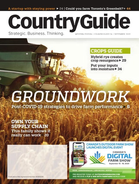 Country Guide West — 2020-09-01