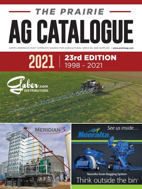 The Prarie Ag Catalogue — 2020-12-23