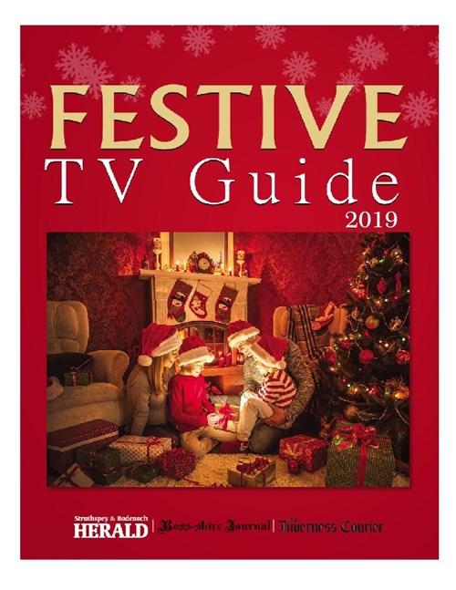 Festive TV Guide