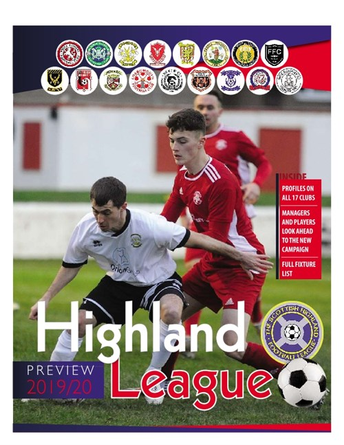 Highland League Preview