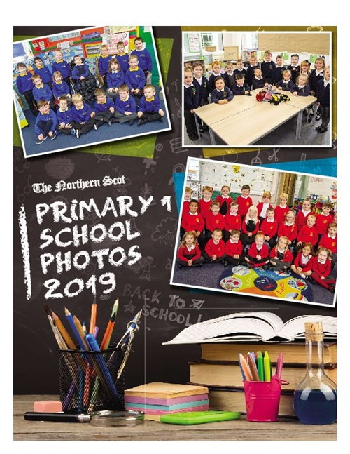 Primary 1 School Photos