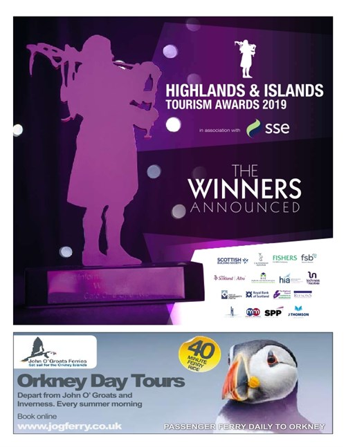 Highlands and Islands Tourism Awards